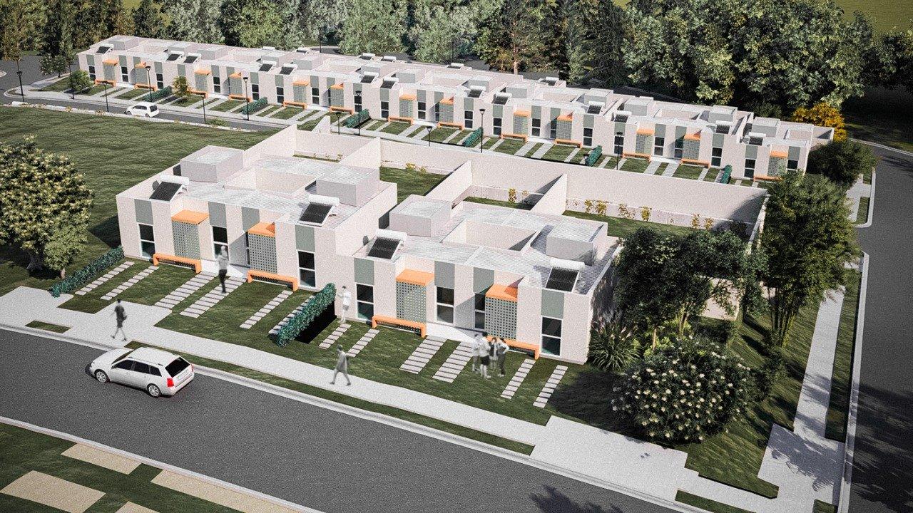Projeto do loteamento Jardim Viviane está sendo finalizado.